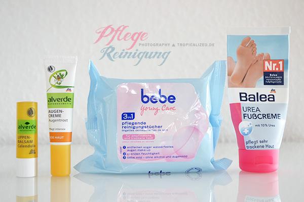 Kosmetik Favoriten Januar Februar März 2013 Pflege Reinigung