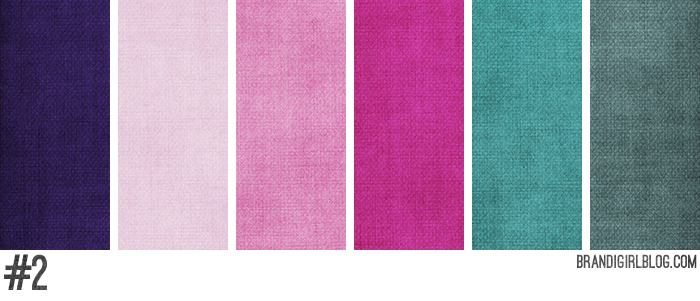 treasures found :: inspiration is everywhere: brandi's color challenge