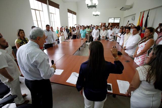 Noticias de Alcaldía de Cúcuta-Colombia, alcalde César Omar Rojas Ayala 04Ene2016 ☼  #AmigosPorCúcuta