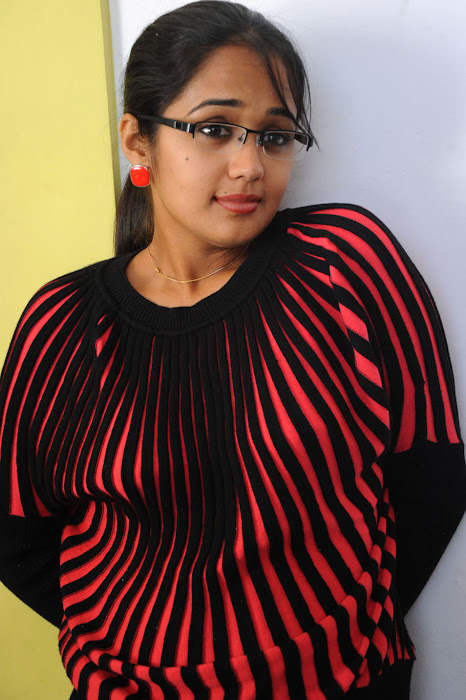 ananya from journey movie sucessmeet, ananya photo gallery