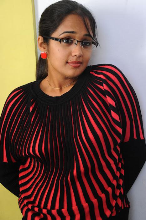 ananya from journey movie sucessmeet, ananya photo gallery