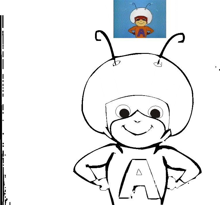 Moderno Hoja Para Colorear Hormiga Imágenes - Dibujos Para Colorear ...