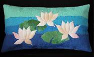 Free pattern !  Water Lily