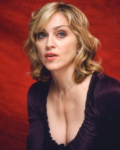 "Madonna ""hot Girl"""