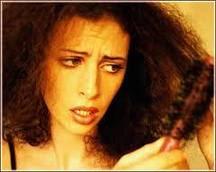 meluruskan rambut dengan cara yang alami