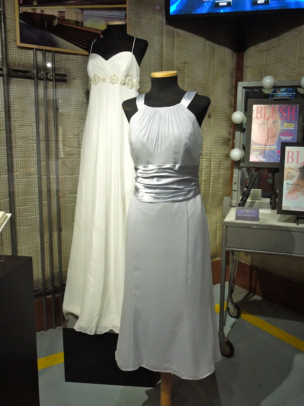 Office TV wedding dresses