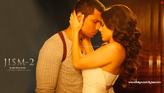 Sunny Leone, Randeep Hooda in Jism 2 High Resolution HD Wallpaper