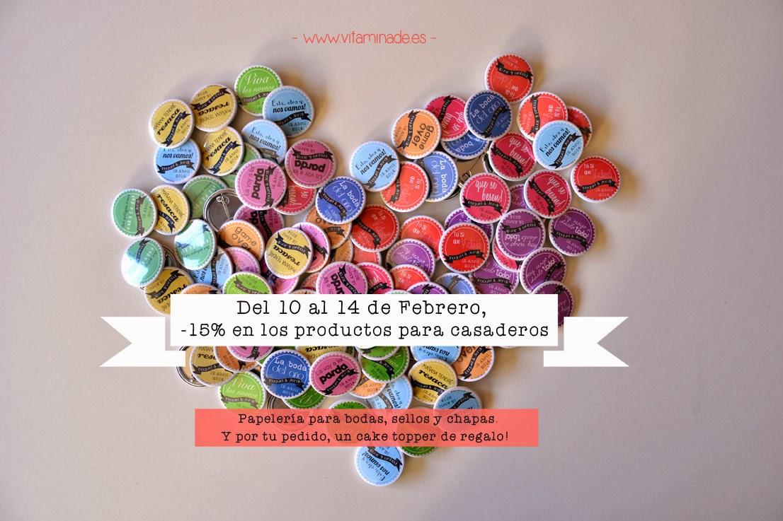 Oferta San Valentín 2014