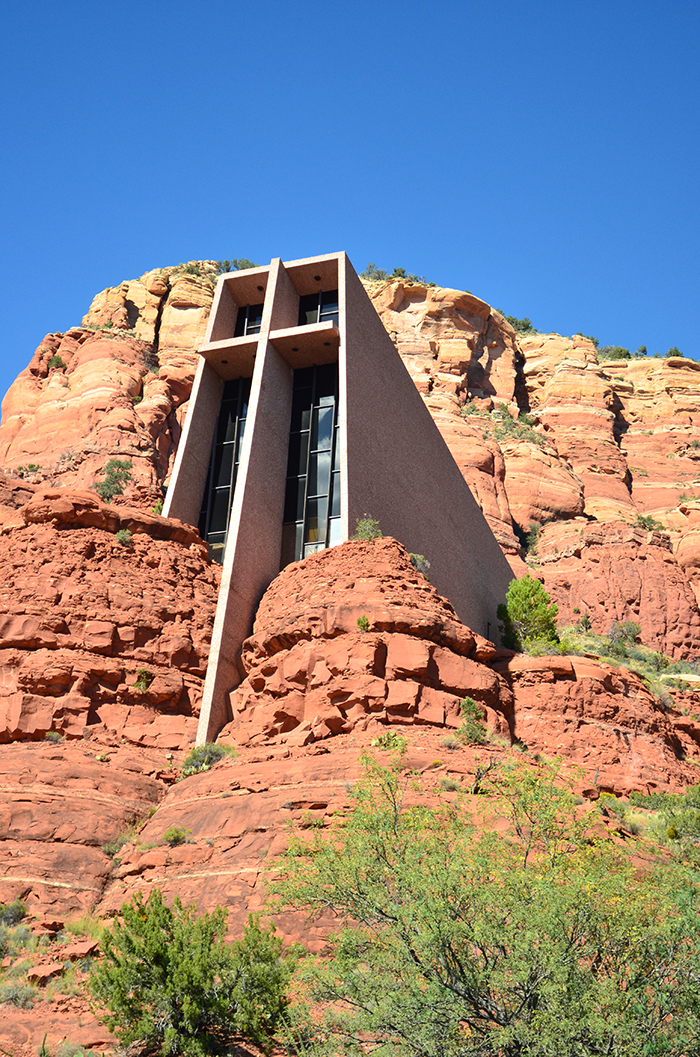 church in the rocks sedona