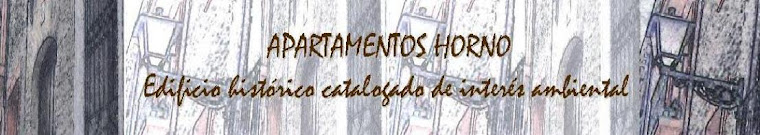 APARTAMENTOS HORNO