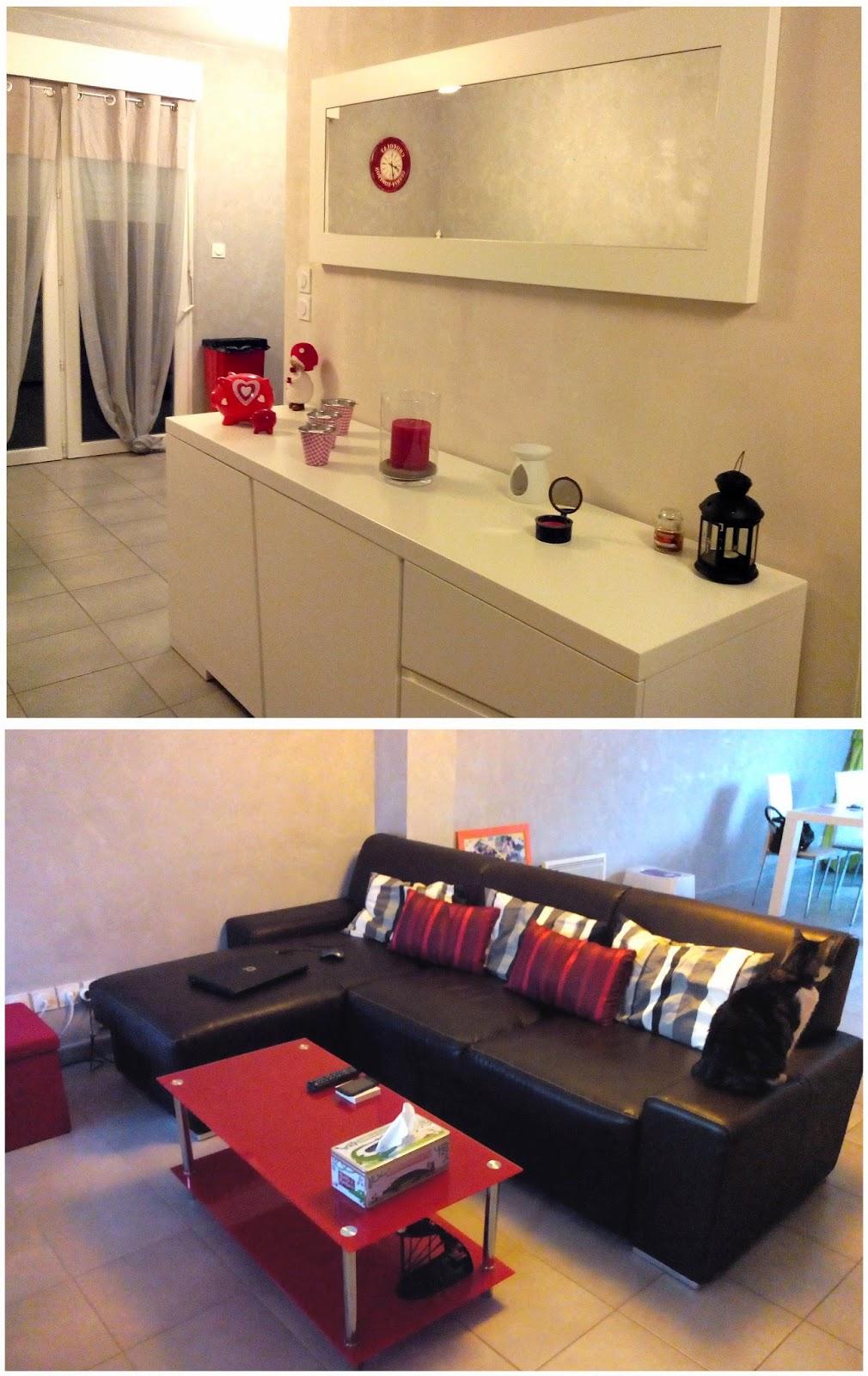 salon, décoration, canapé, bullelodie
