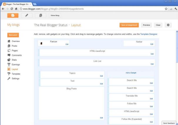 ब्लॉगर से अपना ब्लॉग बनाईये