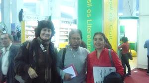 Feria Internacional del libro 2012