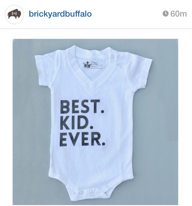 best kid ever onesie