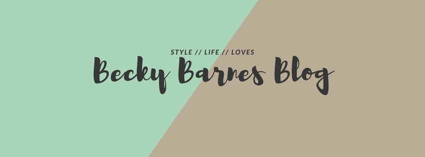Becky Barnes Blog | Plus Size Blogger