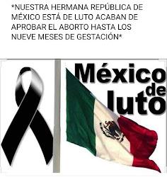 México aprova aborto até o 9o. mês!!!