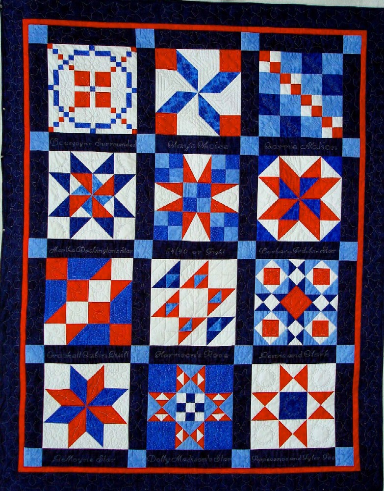 Cute Knitting: quilt patterns