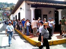 UNE participa en El Camino de Santiago