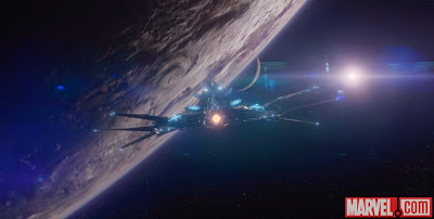 Image of the Milano from Guardians of the Galaxy