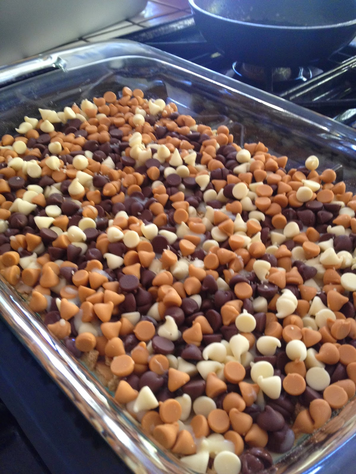 7 Layer Candy Bar  Simple Recipe