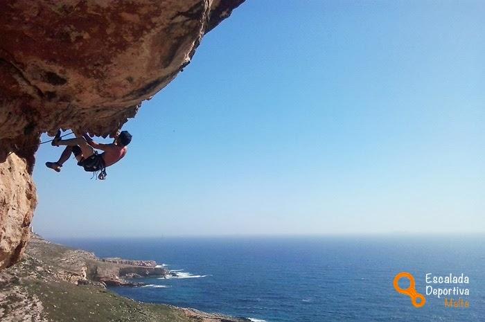 malta sport climbing app