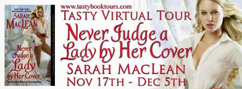 http://www.tastybooktours.com/2014/09/never-judge-lady-by-her-cover-rule-of.html