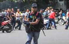 """Kata Kunci """"Bom Sarinah Jakarta"""" Mendominasi Pencarian Google Selama 2 Hari"""