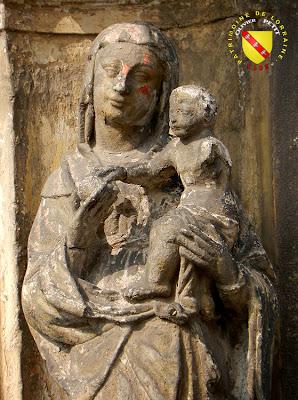 VARANGEVILLE (54) - Maison de la Vierge à l'Enfant