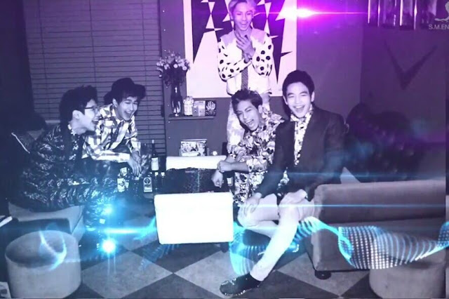 Shinee Why So Serious? teaser image
