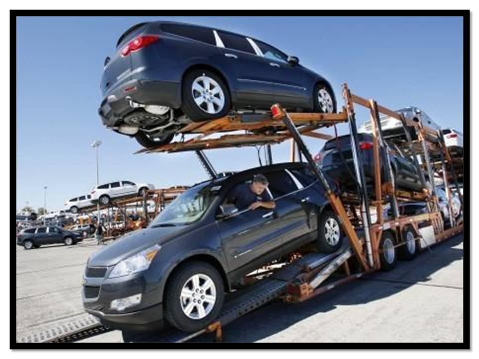 Car Shipping Companies Bay Area