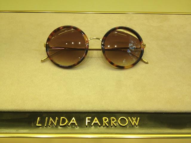 Optica Toscana Linda Farrow Esencia Trendy Sonia H luxe luxury Style SS16