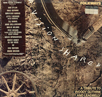 Various - Folkways A Vision Shared-A Tribute To Woody Guthrie And Leadbelly (1988) @320)