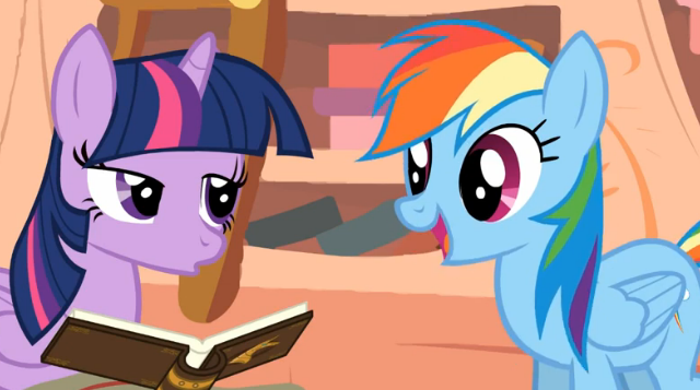 equestria daily mlp stuff short animation rainbow