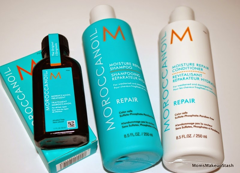 Tips for Healthy Hair, Healthy Hair, Moroccanoil Repair Essentials, Moroccanoil Review, Moroccanoil Shampoo, Moroccanoil Treatment, Moisture Repair Shampoo, Moisture Repair Conditioner