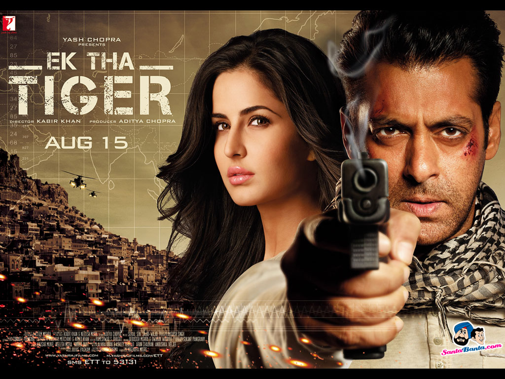 ek tha tiger movie review film rating poster