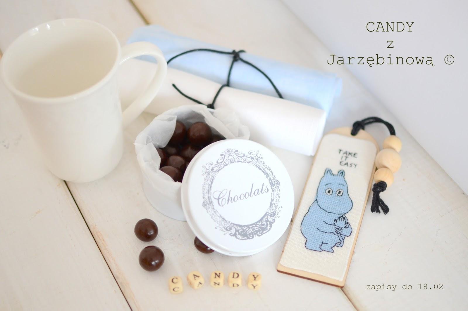 Candy u Agi Jarzębinowej