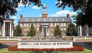 SMU Cox School of Business MBA Dallas US GMAT