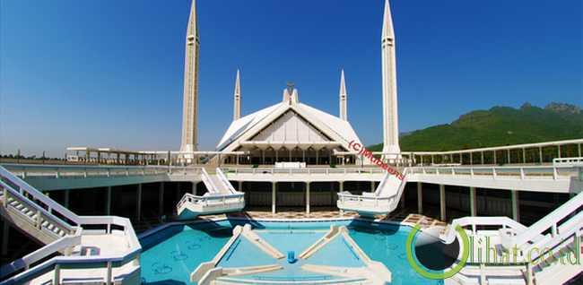 Masjid Faisal - Pakistan