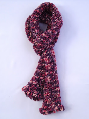 Stitch Of Love Knitting Lace Scarf