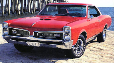 Wanted: 1967 Pontiac GTO for a special Father's Day