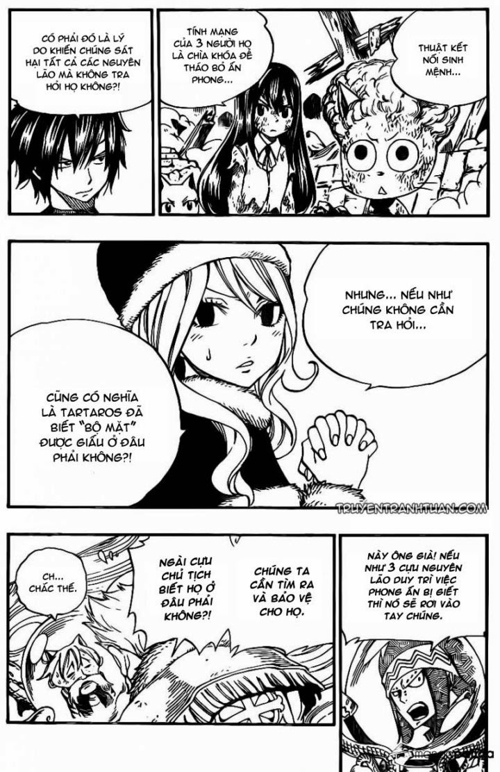 Fairy Tail chap 363 page 21 - IZTruyenTranh.com