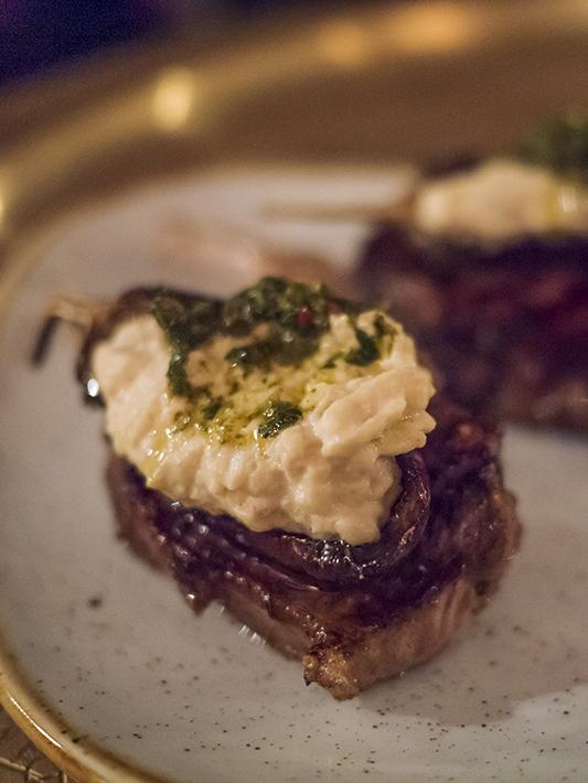 Le Menar London restaurant North African Moroccan food soho fitzrovia lamb