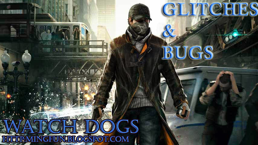 Watch Dogs Glitch