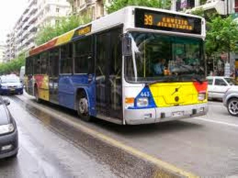 Салоники автобусные маршруты