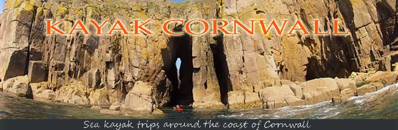 Kayak Cornwall: Sea kayak trips exploring the coast of Cornwall