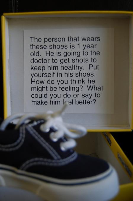 the shoebox essay