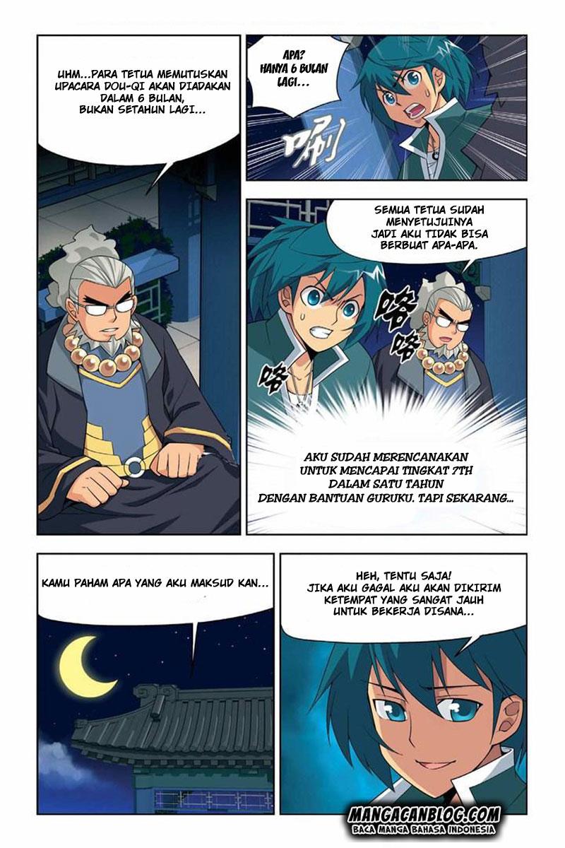Battle Through Heaven Chapter 06-15