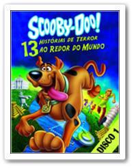 Download Scooby-Doo 13 Histórias de Terror ao Redor do Mundo AVI + RMVB Dublado DVDRip