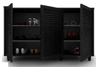Paytm Wooden 3-Tier Shoe Cabinet at Flat 50 % off & Extra 50 % Cashback : Buy To EArn