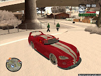 GTA San Andreas Snow Mod - screenshot 29
